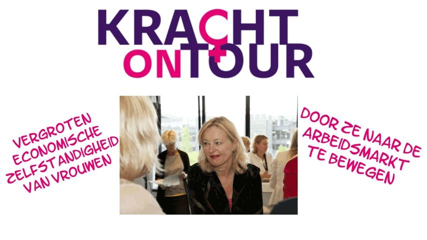 Kracht on Tour video