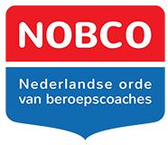 Logo NOBCO (Nederlands orde van beroepscoaches